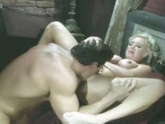 Busty Pornstar Calli Cox Spreads Wide