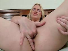 Aaliyah Toying Her Pussy