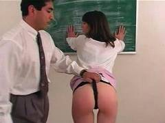 Hot Ass Hand Spanked