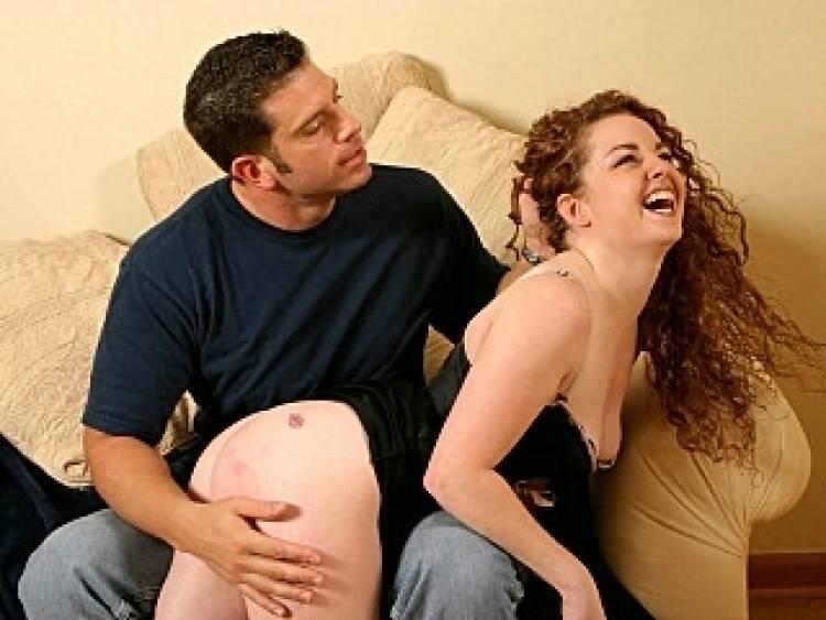 spanking hot ass